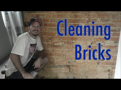 Cleaning Brick--Angle Grinder Vs Wire Brush