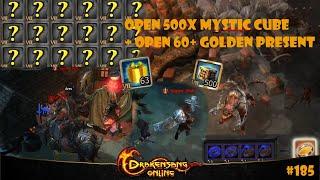 Gambar cover Drakensang Online - Golden Presents + Mystic Cubes