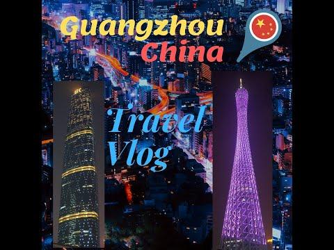 TRAVEL VLOG #4 | GUANGZHOU CHINA 2019