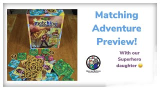 The Quest Kids Matching Adventure Preview!