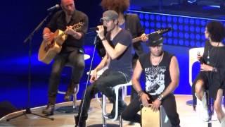 Enrique Iglesias - Por amarte - Auditorio Nacional (30 05 14)