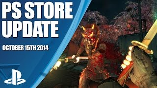 PlayStation Store Highlights - 22nd October 2014