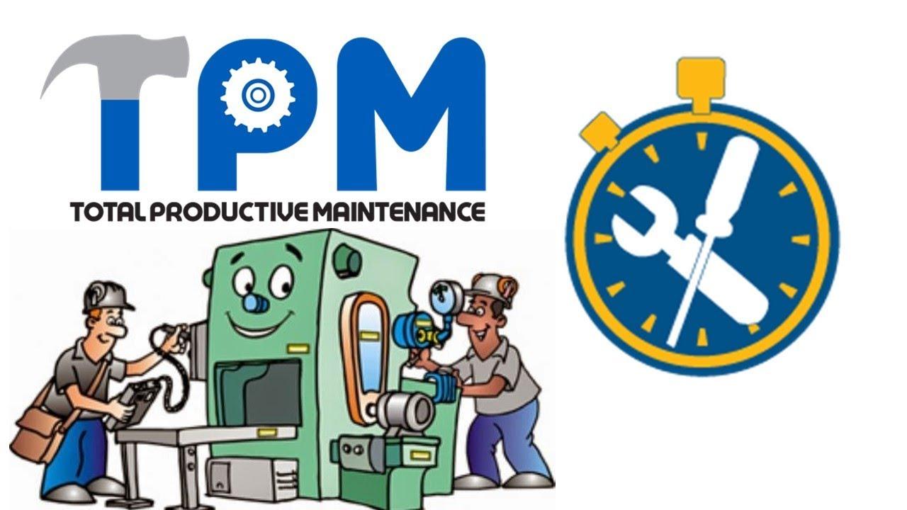 tpm total productive maintenance tpm training youtube
