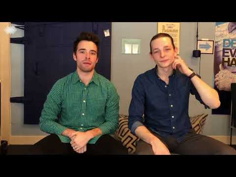 A special Message from Mike Faist and Corey Cott!