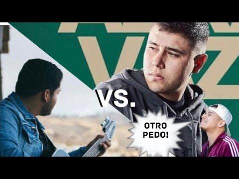 El De La Guitarra Y Abraham Vasquez se tiran con Corridos! (Díss Corridos?!)