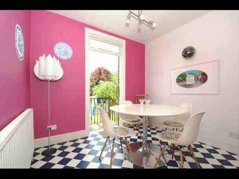 Desain Dapur Pink Interior Minimalis Sederhana