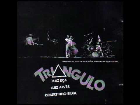 Luiz Eça = Grupo Triângulo  Balão   Sala Cecília Meirelles  1985