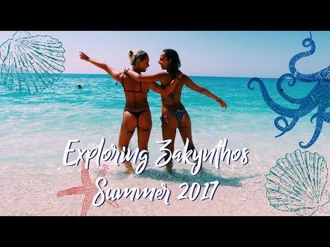 Lulu's summer in Zakynthos | TRAVEL VLOG