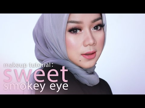 SWEET SMOKEY EYE MAKEUP TUTORIAL | Cheryl Raissa