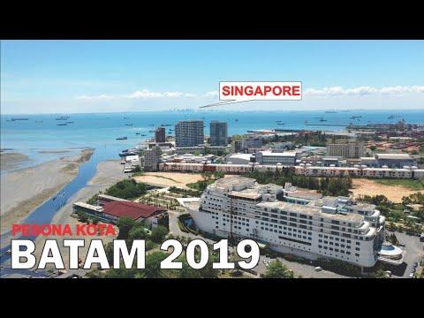 Pesona Kota Batam Indonesia 2019, Kota Indah Tetangga Negara Singapore