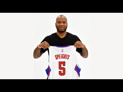 Marreese Speights CAREER Highlights! Warriors 76ers Cavaliers Grizzlies