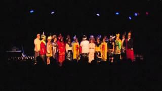 Tanah Air - Gema Nusantara Choir 2013 (arranged by Alvin Yonatan Tanoko)