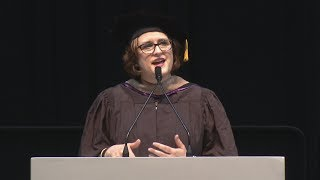 Molly McCombe: Questrom School of Business Undergraduate Convocation Speaker 2018 thumbnail