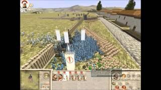 Rome total war Campagna Greci (HD) #3 Si passa all