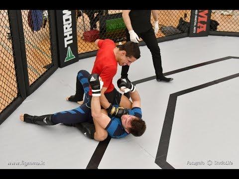 9° Campionato Italiano di Mixed Martial Arts - Highlights