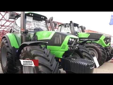 Noi tehnologii in agricultura la Indagra 2016