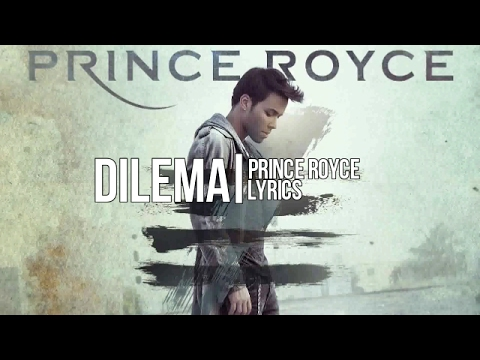 Dilema - Prince Royce (Lyrics)