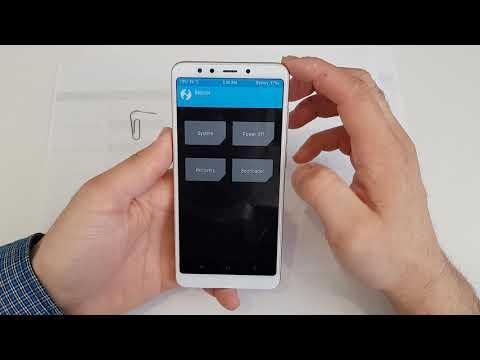 Прошивка редми 5 на Android 9