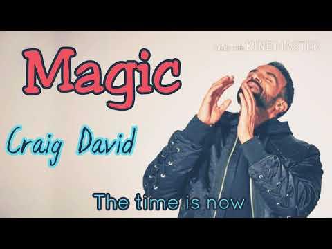 Craig David - Magic / Album The time is now 2018