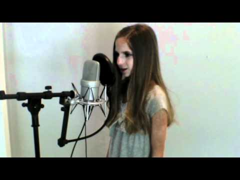 Running Scared - Ell & Nikki - cover by 11 yr old Madi :)