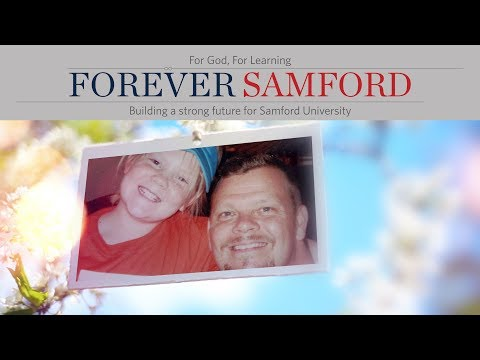 Forever Samford, Parents Scholarship Fund
