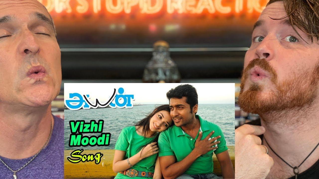Download Vizhi Moodi - Song | Ayan | Suriya | Tamannah | KV Anand | REACTION!!