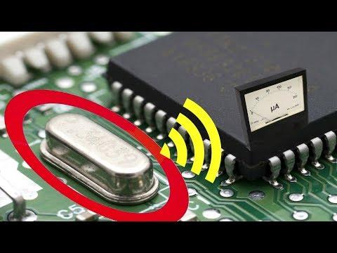 How to test any Quartz Crystal in the circuit / Как проверить кварц в схеме
