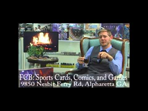 FCB Comics and Games Alpharetta Georgia Commercial for a Game Store