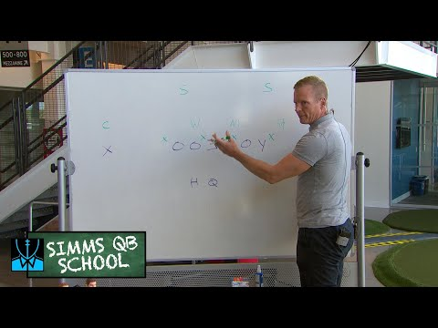 Chris Simms QB School: What do QBs think about before a snap? | Chris Simms Unbuttoned | NBC Sports