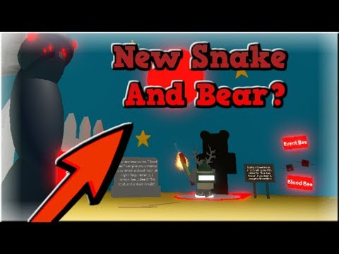 TESTING OUT BEE SWARM SIMULATOR IDEA GAMES - NEW SNAKE? - TRADING? - Roblox Idea Games