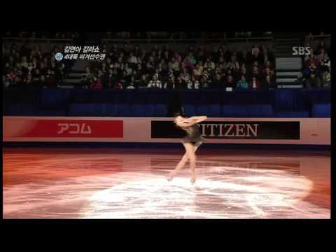 2009.0209.4CC(Four Continents Championship).Gala.Yuna Kim - Gold