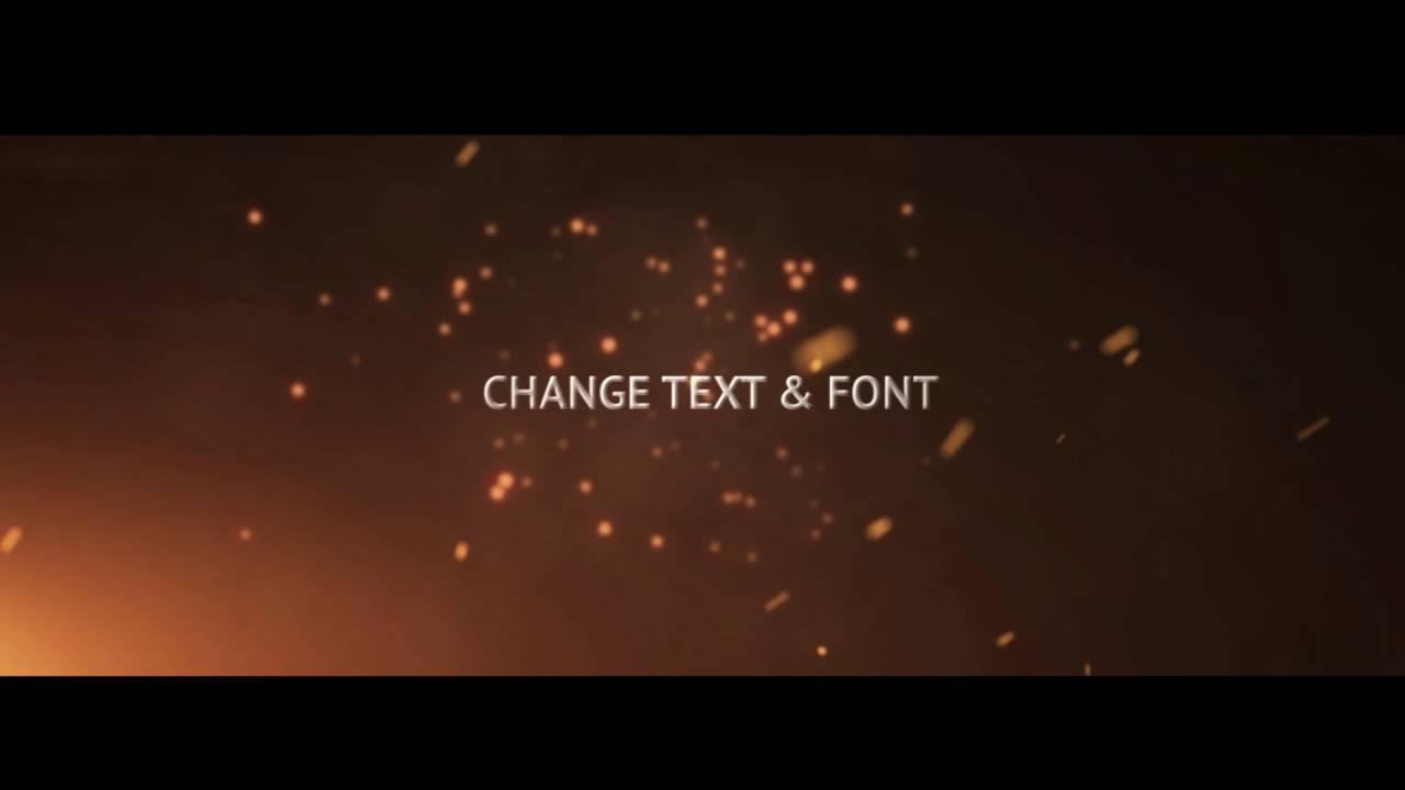 Action Trailer FREE Premier Pro Template