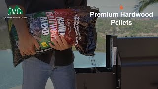 Hardwood Pellets | Green Mountain Pellet Grills