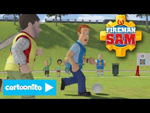 Fireman Sam | Winner Buys Dinner | Cartoonito