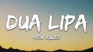 Dua Lipa New Rules