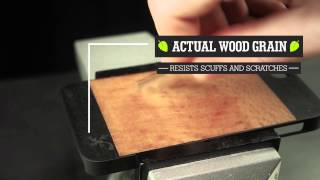 Natural Series Wooden Cases For Iphone 5 By Ifrogz