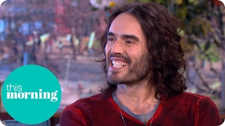 Russell Brand Feels He's a Changed Man Since Becoming a Father | This Morning