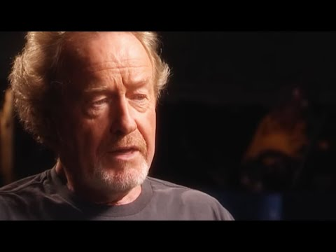 Ridley Scott on his diverse films - BBC celebrity interview