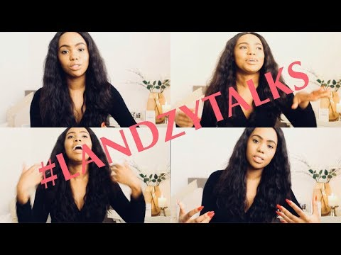 #LandzyTalks | Social Media, Self-doubt, Confidence, Over-coming | South African YouTuber