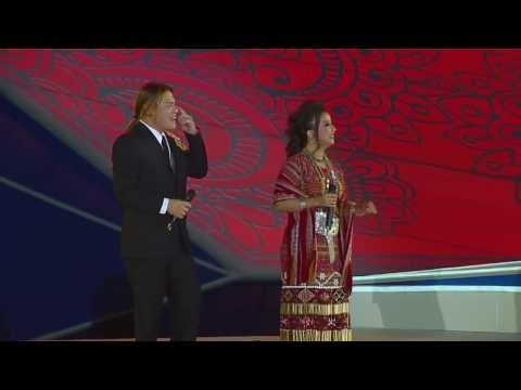 Htoo L Lin & Sung Tin Par - SEA Games 2013