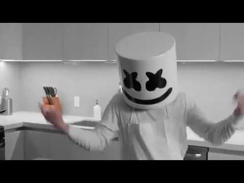DJ Marshmello Masak Nasi Goreng + Goyang Eta Terangkanlah