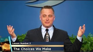 """""""The Choices We Make (Family Seasons)"""" -  Study Hour-  Lesson 2"""