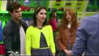 Виолетта 3 сезон 57 серия. Виолетта и Леон на вечеринке (русские субтитры)