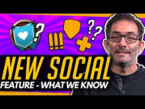 Overwatch | NEW Social Feature - Everything We Know So Far! thumbnail