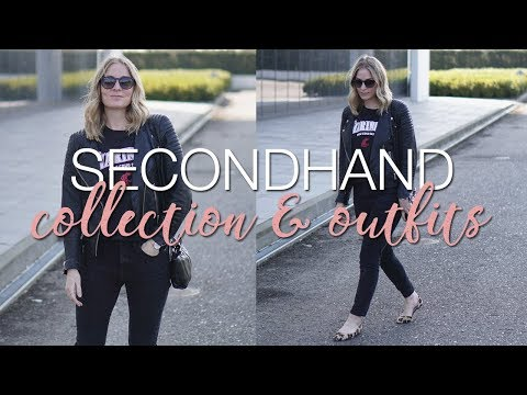 My secondhand collection | Luxury brands, unique vintage fin