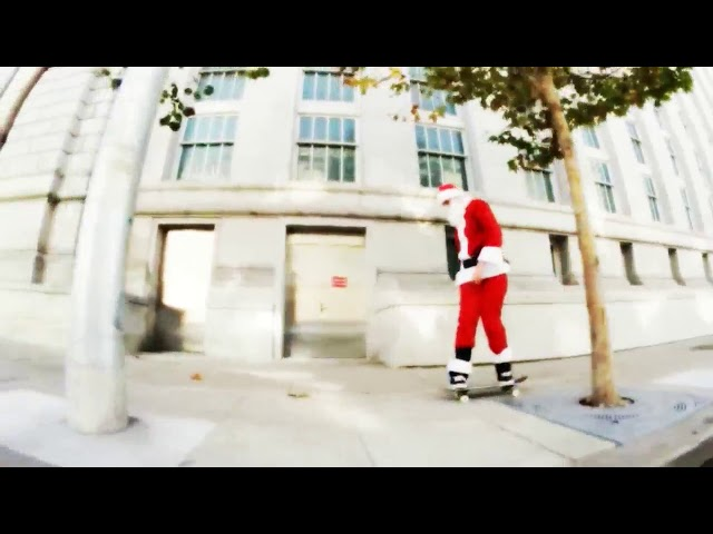Pale Blue - Just Like Christmas (Official Video)