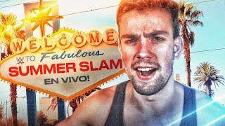 REACCIONANDO a WWE SUMMERSLAM 2021