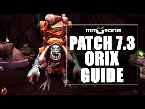 WoW Legion Patch 7.3 Orix Guide - Intakte Dämonenaugen sammeln