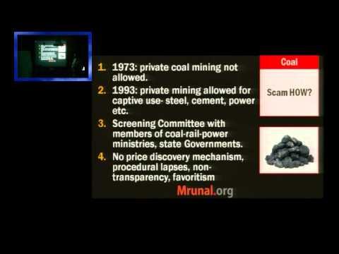 L7/P3: Mining Infrastructure: Deveopment & regulation- MMDR 2015, Coal auction
