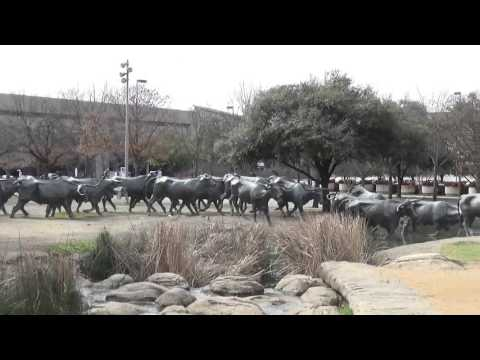 Dallas Part One - Sculptures in Public Places